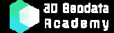 3D Geodata Academy Logo BW