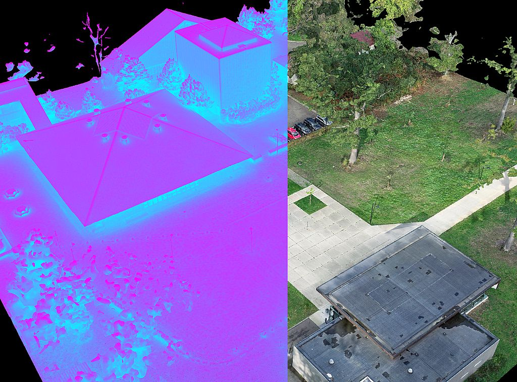 3D Point Cloud visualisation